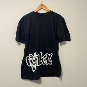 Vintage Murina EightBall tee shirt size L